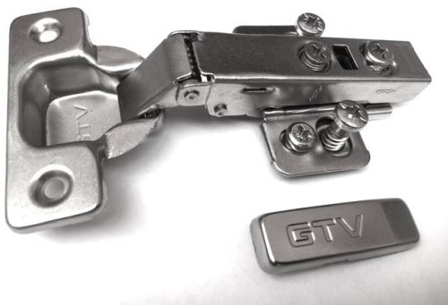 Závěs GTV SOLID PLUS 3D excentr naložený s tlum. + exc. podl. Eurošr. (51986)