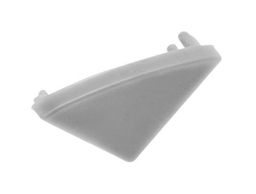 Koncovka pro lištu LED GLAX rohová 44570