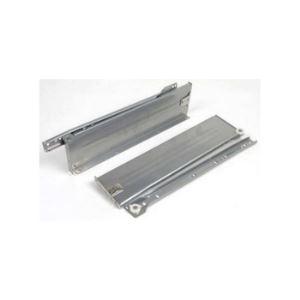 Metalbox PRESTIGE GTV 500mm/54mm šedý