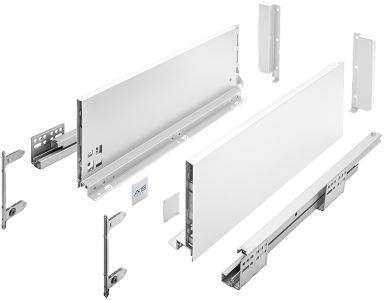 AXIS Pro 550mm bílý - vysoký C (výška 168 mm)