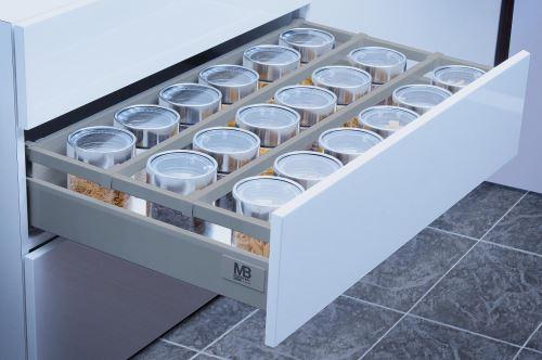 MB modern box SQ 250 mm