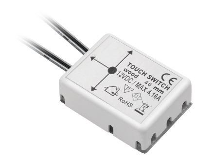 Bezdotykový senzor pro led osvětlení 12V max 4,16A 50W