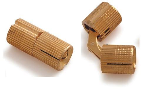 Závěs neviditelný D=12mm - ZnŽ