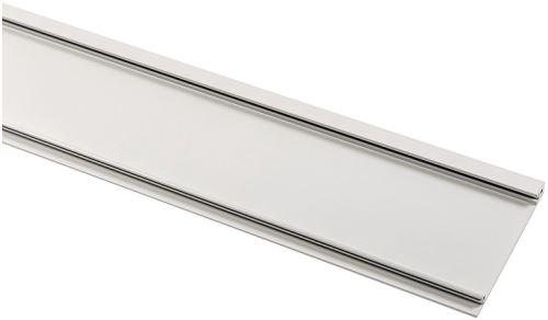 """Axis Pro - přední panel bez relingu """"A"""" 1200mm v. 110mm - bílý"""