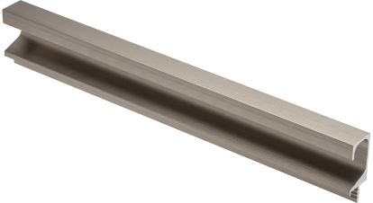 Lišta úchytová Profil C (UKW-7) 3,5bm 36x18mm - NEREZ
