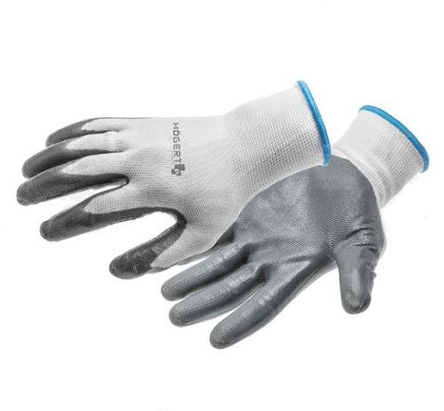 """Hoegert pracovní rukavice 10"""" HT5K215"""