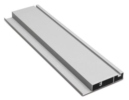 MB modern box SQ - přední panel vnitř zásuvky 1100mm šedý