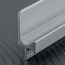 Lišta úchytová Profil L (UKW-5) 3,5bm 18mm - Hliník
