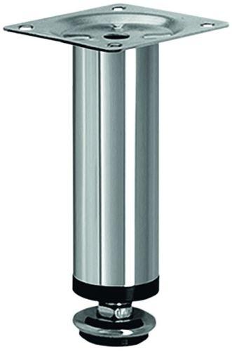 Noha kov BD (V15B) H100mm - Chrom