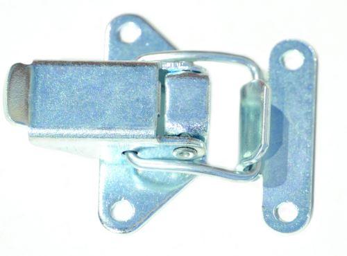 Kufrové zavírání UP1 45mm+protikus - Zinek výprodej