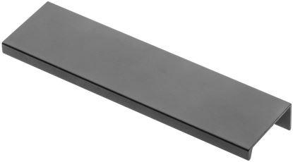 Úchytka HEXI - černá mat 192/224mm (zadní montáž)