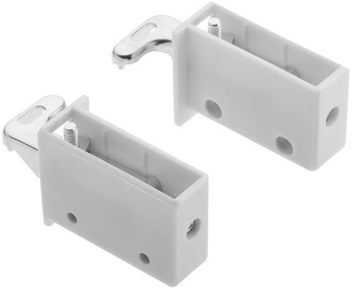 Rektifikační závěs GTV (pravý + levý)  - Bílý (26124)