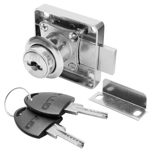Zámek zásuvkový GTV 138 s možností hlavního klíče
