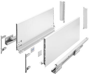 AXIS Pro 500mm bílý - nejvyšší D (výška 200 mm) 48603