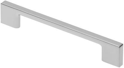 Úchytka UZ-819 128 mm - chrom mat