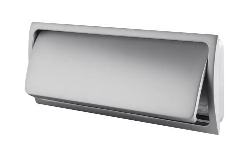 Úchytka zadlabací UZ-R132 64 mm - chrom mat výprodej