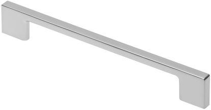 Úchytka UZ-819 160 mm - chrom mat