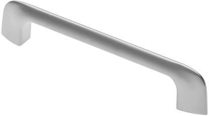Úchytka MILANO 128 mm - chrom mat