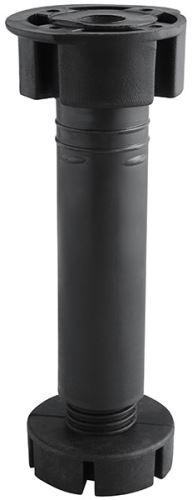 Soklová noha FEET GTV černá 150mm (137-170mm) 3dílná