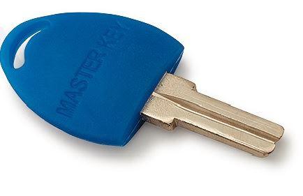 Hlavní klíč pro zámek GTV zásuvkový 138