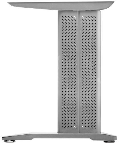 Stolové podnoží vč. krytu stříbrný (26846) komplet na 1 stůl = pár
