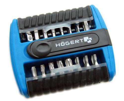 Hoegert Sada bitů 33ks HT1S402   (pův.HT1S400)
